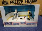 CASE FRESH! 97 Kenner NHL Starting Lineup Freeze Frame One on One Bourque Sundin