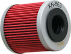 K&N KN-563 Oil Filter for Aprilia/PIAGGIO BEVERLY/DERBI TERRA 125/HUSQVARNA