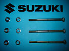 Suzuki AP50 Stainless SS Engine Mounting Bolt Kit 70s Sports Moped