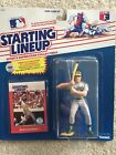 1988 Mark Mcgwire Starting Lineup Sealed  / Oakland