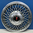87 88 Pontiac 6000  5090 14 Wire Hubcap Wheel Cover OEM Part  10091785 USED
