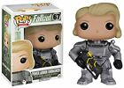 Funko Fallout Female Power Armor Unmasked Pop Vinyl Exclusive