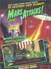 Mars Attacks Widevision 1996 Topps Trading Cards Box