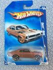 Hot Wheels 2009 FTE Chevy Nova ERROR MISSING SIDE TAMPOS