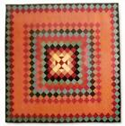 SQUARE CUT Quilt Pattern Confident Beginner Piecing from Magazine