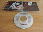 U2 LIVE IN TOKYO 26/11/1983 OLD CD AMSTERDAM LABELS RARE JAPAN PRESSED SILVER CD