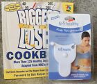 The Biggest Loser Cookbook AND New sealed Body Tape Measurer