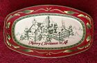 2008 Fitz and Floyd ST. NICK Sentiment Tray