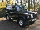 LAND ROVER DEFENDER 90 COUNTY TDCi NO VAT PRIVATE USE EXC RUNNER S O L D