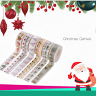 Japan Roll DIY Washi Paper Self Adhesive Sticker Tape Funny Christmas Craft