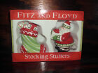 fitz and floyd stocking stuffers salt and pepper shakers