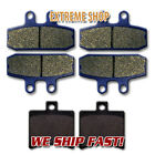 Aprilia F+R Brake Pads Sport City 300 Cube (2008-2012) Atlantic 500 (2002-2005)
