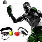 Boxing Punch Exercise Fight Ball With Head Band For Reflex Speed Boxing Training