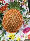 Fitz and Floyd Carioca Small Pineapple Bowl - 11 in. long Excellent Condition!