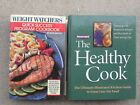 2 VTG Cookbooks Prevention Time Saving Low Fat Weight Watchers Quick Success HB