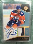 2015-16 Ultimate Collection Taylor Hall Gold Spectrum Auto Patch 03 15