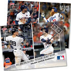 2017 Topps Now Baseball Loyalty Program Cards - Card of the Month Gallery 51