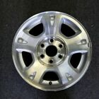17X75 INCH CHEVY AVALANCHE 1500 2002 2006 OEM Factory Alloy Wheel Rim 5130