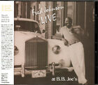 FRED JOHNSON - LIVE AT B.B. JOE'S 1984 Japan Only CD w/OBI rare OOP