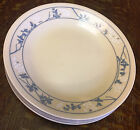 Corelle Dinnerware First Of Spring 8 PC Saucers 6 3/4