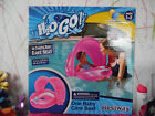 H2OGO New UV 50+ Baby Care Seat PINK Inflatable Pool Float Ages 1 2