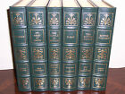 Easton Press TURNING POINTS OF WW II Great Battles 6 vols D Day Stalingrad