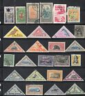 LIBERIA AFRICA STAMPS CANCELED USED  MINT HINGED LOT 15286