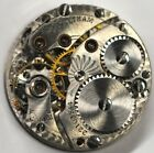 ART DECO LADIES WALTHAM WATCH MOVEMENT FOR PARTS REPAIRS A625