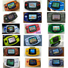 Nintendo Game Boy Advance GBA AGS 101 Mod Backlit Pick Shell  Buttons SWITCH