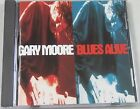 Blues Alive by Gary Moore (CD, May-1993, Virgin, Made In Holland)