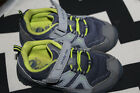 STRIDE RITE Damon Green Navy Gray Sneakers sz 85