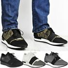 Mens Boys Unisex Bali Runners Trainers Gym Stretch Sneakers Sport Shoes Size