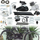 50cc 2 Stroke Motor Engine Kit Gas for Motorized Bicycle Bike Sliver Upgraded