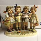Hummel Century Collection We Wish You The Best #600 MIB w/Papers Including COA