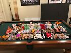 Beanie Babies - 96 count - All with tags in great condition