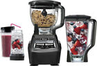 Ninja Mega Kitchen System 72 Oz Blender Black