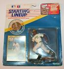 1991 Starting Lineup Rickey Henderson Figure, Card and collector Coin