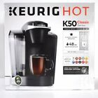 Keurig HOT K50 Coffee Maker BLACK The All Purposed Coffee Machine FREE SHIPPING