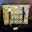 New with Tags Large Coach Handbag Guaranteed Authentic