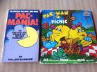 PAC MAN PICNIC SINGLE RECORD AND BOOK also PAC MANIA HUMOUR BOOK