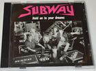 Subway  – Hold On To Your Dream CD