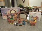 It Takes Two Remember the Manger NATIVITY SET  Book Manger BEAUTIFUL