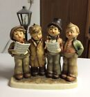 Century Collection Harmony in Four Parts Hummel #471 MIB w/Papers Including COA