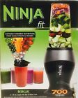 Blender Ninja Fit 700W QB3000SS Smoothie Food Chopper Vitamin Frozen Drink Mixer