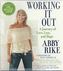WORKING IT OUT Audio BOOK Sealed UNABRIDGED Abby Rike 6 CDs BIGGEST LOSER Faith