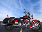 2001 Harley Davidson Touring ROAD KING POLICE 2001 HARLEY DAVIDSON ROAD KING POLICE FLHP BEAUTIFUL CUSTOM PAINTED RED
