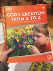 my fathers world kindergarten curriculum Gods creation from A to Z