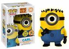 Funko Pop Minion Carl Glow SDCC 2013 Exclusive Despicable Me 2 Limited Edition