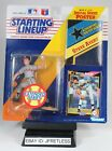 1992 Kenner SLU Starting Lineup Baseball Steve Avery Atlanta Braves Extended A