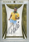 2017 Immaculate Historical Significance Acetate Pele Auto 23 25 Brazil On Card